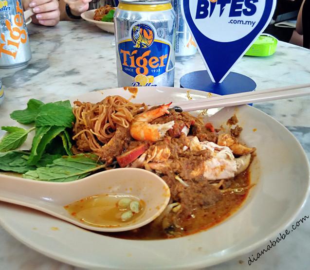 Tiger Beer Street Food Youtube