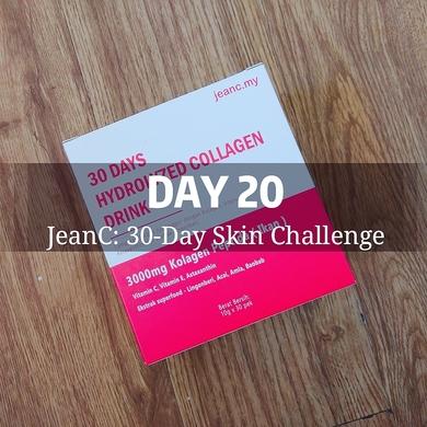 DAY 20: JEANC COLLAGEN [30-DAY SKIN CHALLENGE]