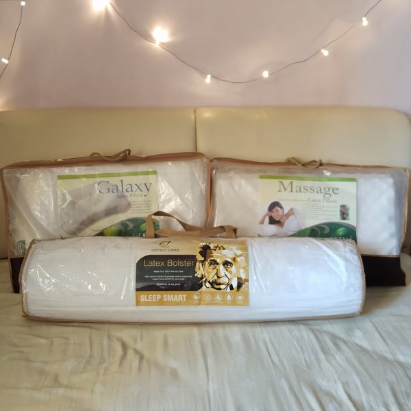 GETHA: 100% Natural Latex Bedding